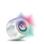 INNOLIVING Релакс лампа за цветотерапия със звук